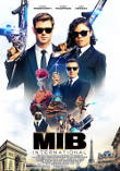 Cartel de la pelicula Men in Black: International